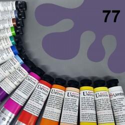 Profesionální olejová barva UMTON, 20 ml, odstín Paynova šeď světlá. Kvalitní, odolné, světlostálé pigmenty.