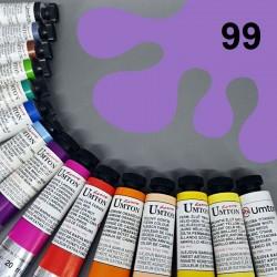 Profesionální olejová barva UMTON, 20 ml, odstín violeť šedá. Kvalitní, odolné, světlostálé pigmenty.