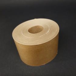Samolepicí papírová páska, hnědá, 50x50, vhodné k lepení, popisování, ale také k dekorativním účelům.