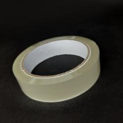 Samolepicí čirá páska, 25x66, vhodné do kanceláře, obchodů i domácnosti