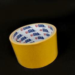Oboustranná lepicí páska, 50x5, vhodné do kanceláře, obchodů i domácnosti. Lze využít i pří kreativní tvorbě, scrapbookingu apod