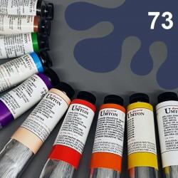 Profesionální olejová barva UMTON, 60 ml, odstín Paynova šeď tmavá. Kvalitní, odolné, světlostálé pigmenty.