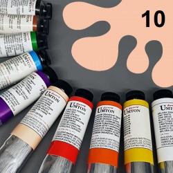 Profesionální olejová barva UMTON, 60 ml, odstín tělový odstín. Kvalitní, odolné, světlostálé pigmenty.