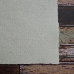 Ruční papír  čistý chamoix A4