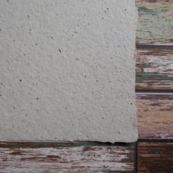 kávově hnědý ruční papír A4