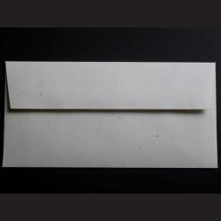 Obálka Flora Giglio, 11x22, recyklované obálky, vhodné pro pozvánky, oznámení, blahopřání, scrapbooking, popř. pro další uměleck