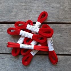 Taftová stuha, červená, 4 mm x 10 m, mašle, vhodné pro dekoraci, dárková balení, scrapbooking a další kreativní tvoření.