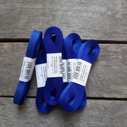 Taftová stuha, královsky modrá, 9 mm x 10 m, mašle, vhodné pro dekoraci, dárková balení, scrapbooking a další kreativní tvoření.