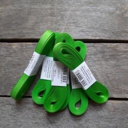 Taftová stuha, jarní zelená, 9 mm x 10 m, mašle, vhodné pro dekoraci, dárková balení, scrapbooking a další kreativní tvoření.