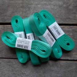 Taftová stuha, mentol. zelená, 15 mm x 10 m, mašle, vhodné pro dekoraci, dárková balení, scrapbooking a další kreativní tvoření.