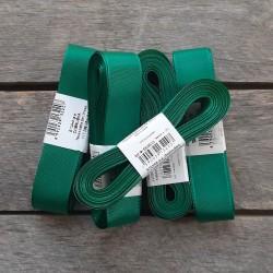 Taftová stuha, lahvově zelená, 25 mm x 10 m, mašle, vhodné pro dekoraci, dárková balení, scrapbooking a další kreativní tvoření.