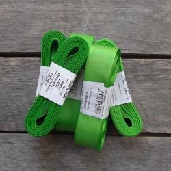 Taftová stuha, jarní zelená, 25 mm x 10 m, mašle, vhodné pro dekoraci, dárková balení, scrapbooking a další kreativní tvoření.