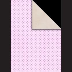 Fotokarton  A4 srdíčka růžová, tvrdý karton 300g  svatební přáníčka, vhodný na výrobu přání, tvoření s dětmi, scrapbook a další