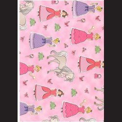 Fotokarton  A4 princezny růžové, tvrdý karton 300g vhodný na výrobu přání, tvoření s dětmi, scrapbook a další tvoření