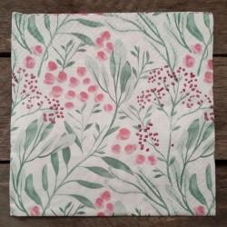 Ubrousky na decoupage akvarel, ubrousky na dekupáž, ubrousky na ubrouskovou techniku, dekorativní ubrousky, ubrousek a květinami