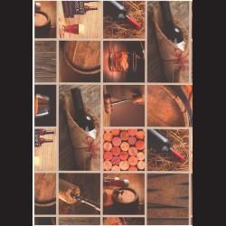 Fotokarton  A4 víno a pivo, tvrdý karton 300g vhodný na výrobu přání, tvoření s dětmi, scrapbook a další tvoření