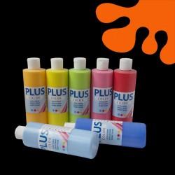 Akrylová barva, pumpkin/oranžová, 250ml, voděodolná, matná, intenzivní, vhodné na plátno, papír, lepenku, dřevo, keramiku, kámen
