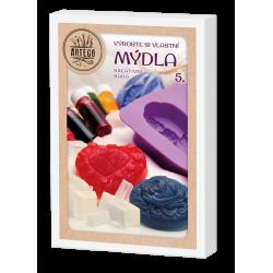 Vyrobte si vlastní mýdla 5