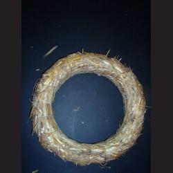 Věnec slaměný, 40 cm