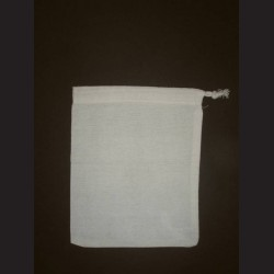 Bavlněný pytlík 17 x 20 cm