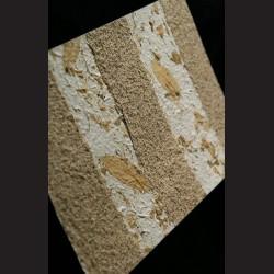 Ruční papír morušový s květy a trávou