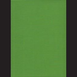 Vlnitá lepenka A4 Středně zelená
