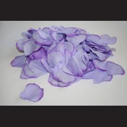 Okvětní lístky - světle fialové, 30g