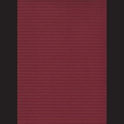 Vlnitá lepenka - vínová, A4