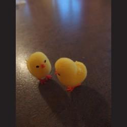 Kuřátko, výška 4,5 cm