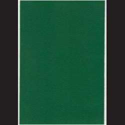 Tmavě zelený filc A3, 3 mm