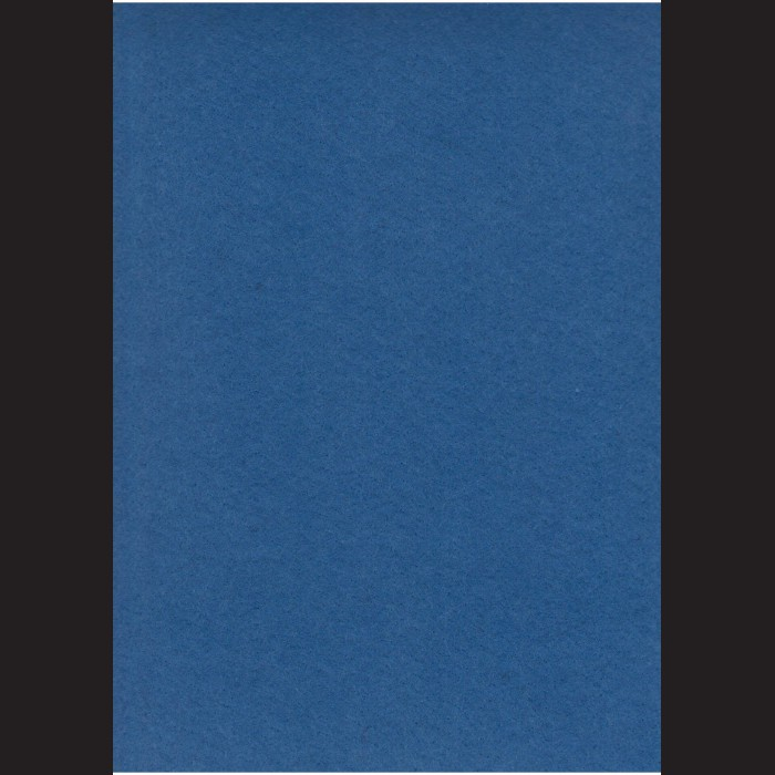 Modrý filc A3, 3 mm