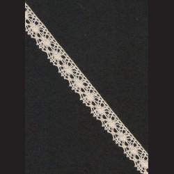 Krajka ecru č. 2, š. 12 mm