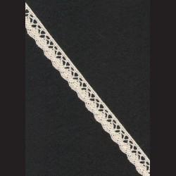 Krajka ecru č. 3, š. 13 mm