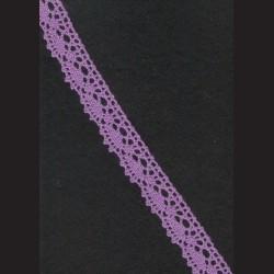 Krajka lila č. 1, š. 18 mm