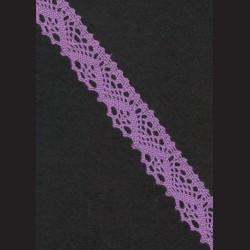 Krajka lila č. 2, š. 23 mm