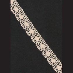 Krajka lněná č. 2, š. 20 mm