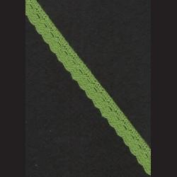 Krajka zelená č. 1, š. 19 mm