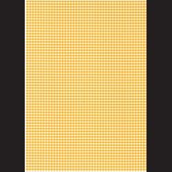 Fotokarton A4 Kostky tmavě žluté