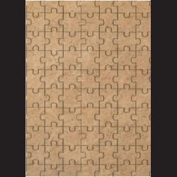 Fotokarton A4 Puzzle