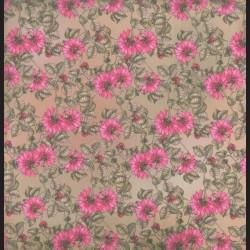 Papír na scrapbook 30,5 x 30,5 cm - Flowers