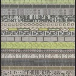 Papír na scrapbook 30,5 x 30,5 cm - A Picture