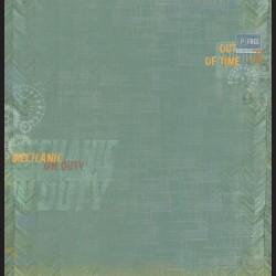 Papír na scrapbook 30,5 x 30,5 cm - Mechanic On Duty