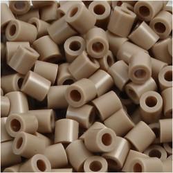 Korálky zažehlovací - béžové, 5 x 5 mm, 850ks