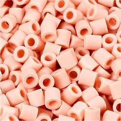 Korálky zažehlovací - růžové, 5 x 5 mm, 6000ks