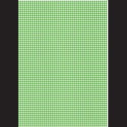 Fotokarton A4 Kostičkovaný zelený