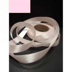 Stuha atlasová, bledě růžová 5 mm
