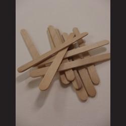 Dřevěné špachtle 1,5x15 cm
